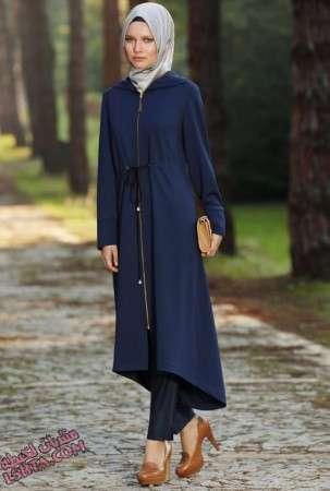 بالصور ملابس شتوية للمحجبات تركية , اجدد الملابس النسائية بتركيا 4455 12