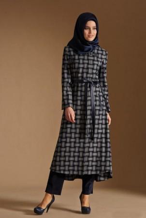 بالصور ملابس شتوية للمحجبات تركية , اجدد الملابس النسائية بتركيا 4455 6