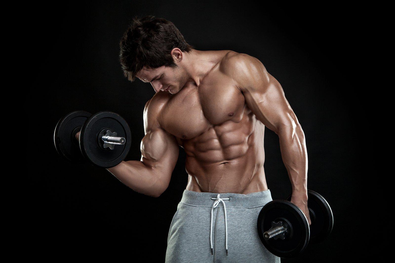 بالصور ماذا تحب المراة في جسم الرجل , صور رجال عضلات 4460 5