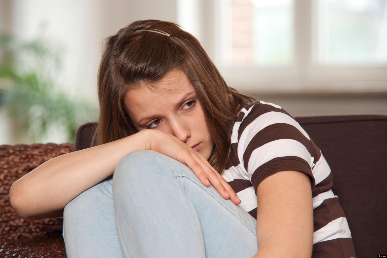 بالصور مشاكل البنات , حل مشكلة الصدمة العاطفية للبنات 4467 2