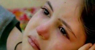 صور طفلة تبكي , صور دموع اطفال حزينة