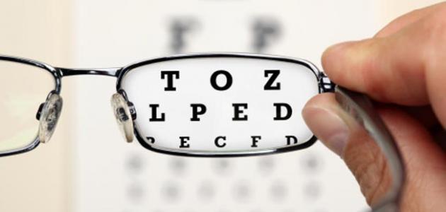 صورة علاج ضعف النظر , افضل الطرق العلاجية للنظر الضعيف