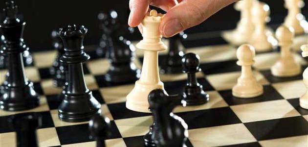 بالصور كيف تلعب الشطرنج , تعرف طريقه لعبه العظماء 472 1