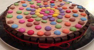صور طريقة تزيين الكيك , اشهي الكيكات واطعمها