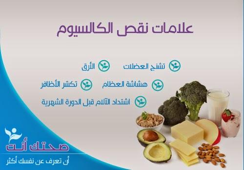 صورة اعراض نقص الكالسيوم , نقص الكالسيوم واثاره الجانبية