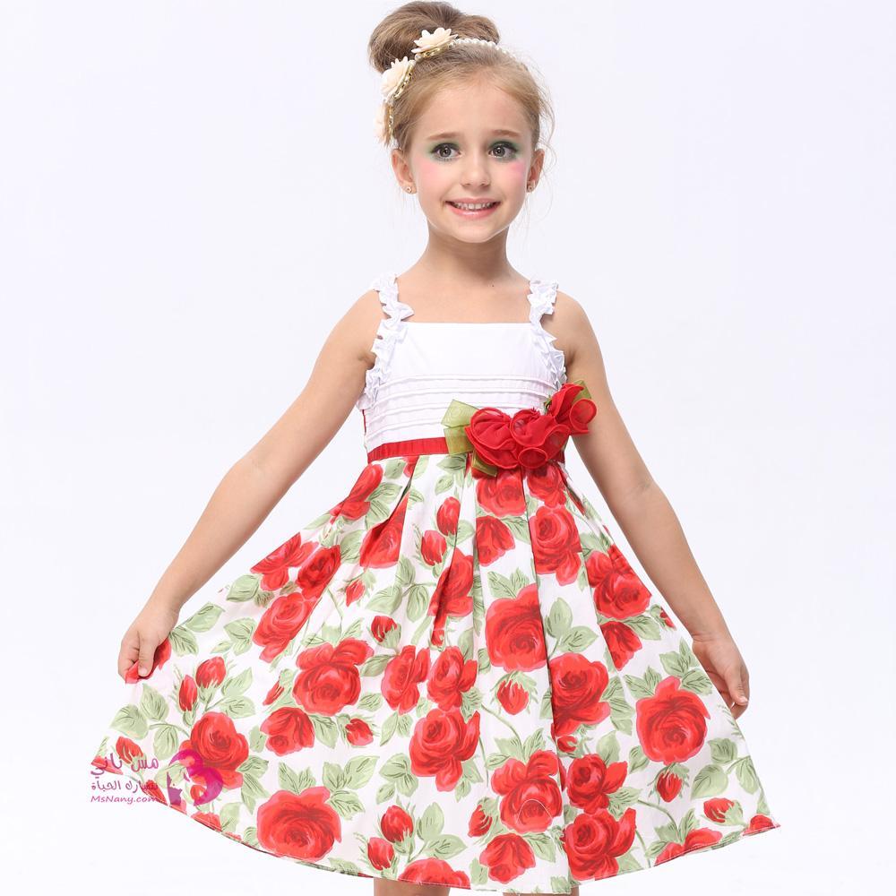 صورة صور فساتين اطفال , اجمل اطفال بفساتين رائعة