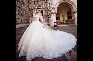 صور فساتين عرايس فخمه , اجمل الفساتين للبنات