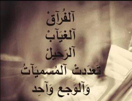 بالصور كلام حزين عن فراق الام , اجمل كلام عن الفراق 6707 3