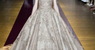 صور فساتين زفاف ملونة , فساتين زفاف غير تقليدية ومتعددة الالوان