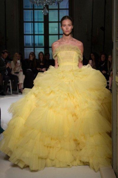 بالصور فساتين زفاف ملونة , فساتين زفاف غير تقليدية ومتعددة الالوان 11306 5