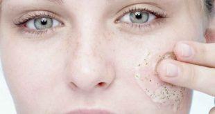 صور تنظيف البشرة الدهنية , كيفيه العنايه بالبشره الدهنيه بفصل الصيف