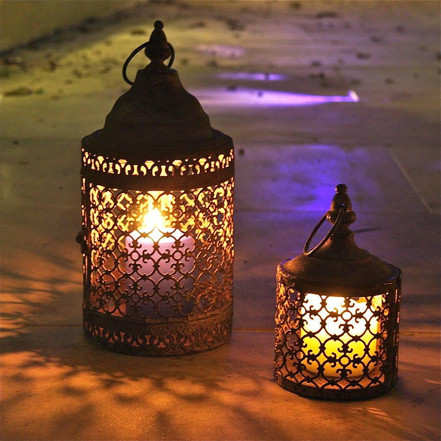صورة فوانيس رمضان 2019 , افكار مبتكره لفوانيس رمضان