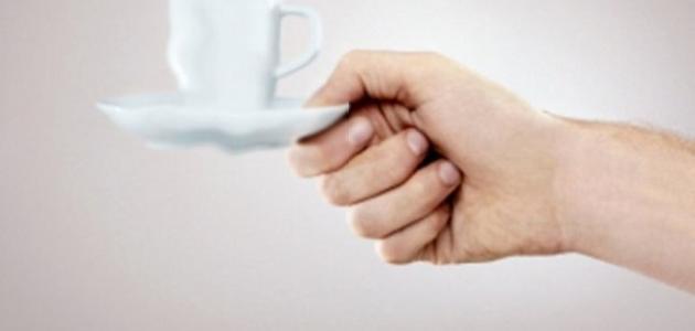 صورة علاج رعشة اليد , كيفية معالجة رجفة اليد