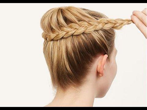 صور تسريحات شعر جديدة وسهلة , احدث تسريحات للشعر