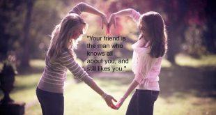 صورة تعبير انجليزي عن الصديق , وصف الصديق باللغة الانجليزية