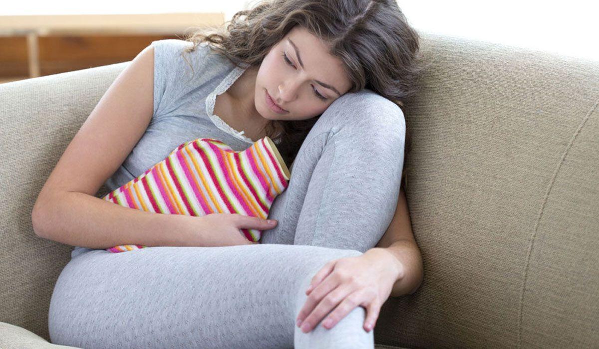 صورة علامات قدوم الدورة الشهرية , اعراض الدورة الشهرية