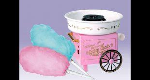 صورة ماكينه غزل البنات , طريقة عمل غزل البنات في المنزل
