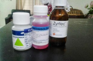 صورة دواء زيرتك للاطفال , علاج الكحة للاطفال