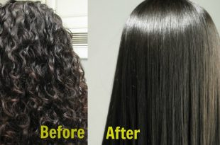 صورة افضل وصفة لتنعيم الشعر , خلطات لتنعيم الشعر