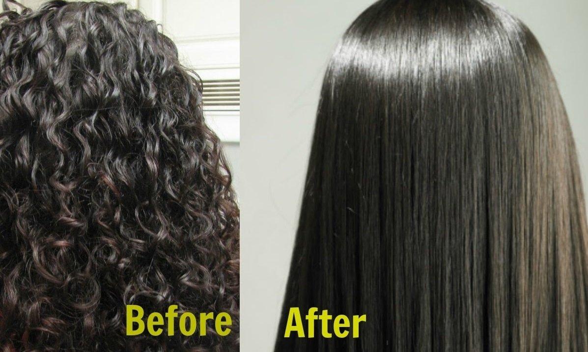 صور افضل وصفة لتنعيم الشعر , خلطات لتنعيم الشعر
