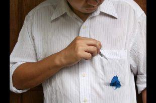 صور كيف يتم ازالة الحبر من الملابس , طرق التخلص من الحبر فى الملابس