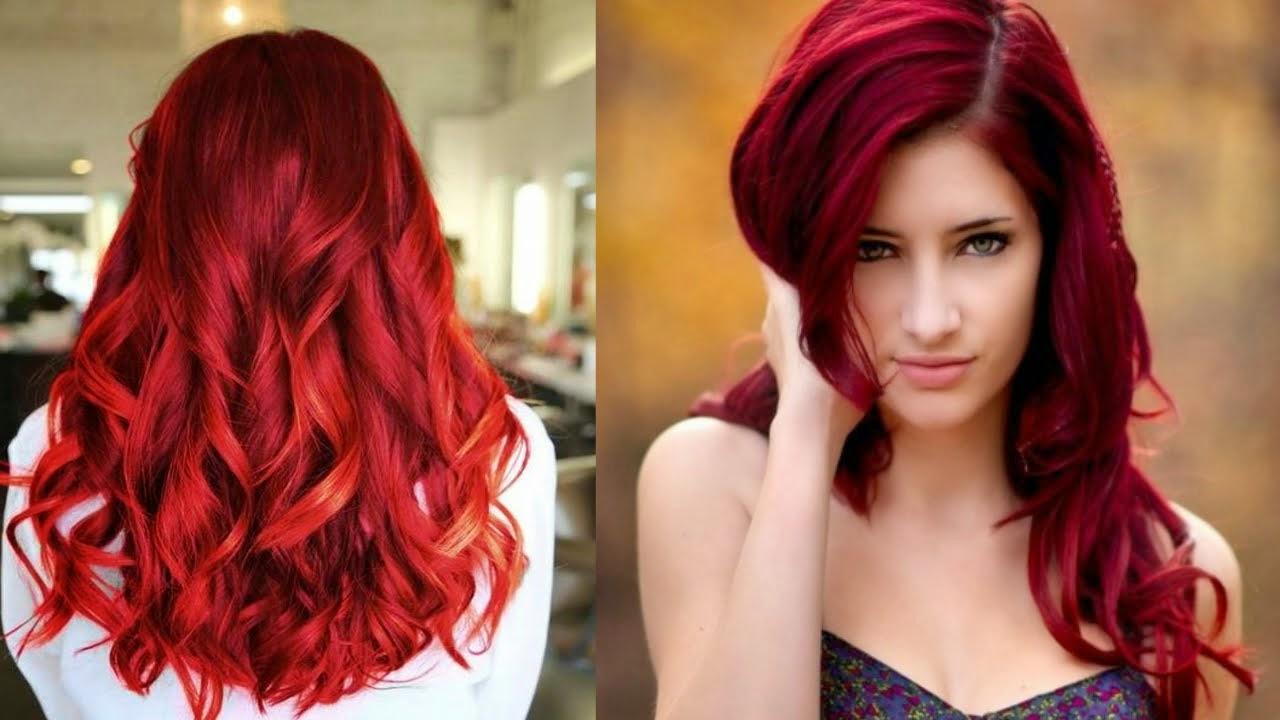 صورة تلوين الشعر طبيعيا , طرق طبيعية لصبغ الشعر