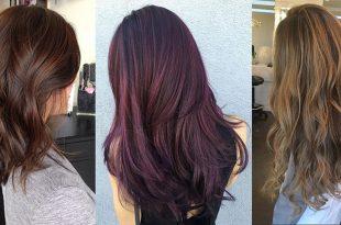 صور تلوين الشعر طبيعيا , طرق طبيعية لصبغ الشعر