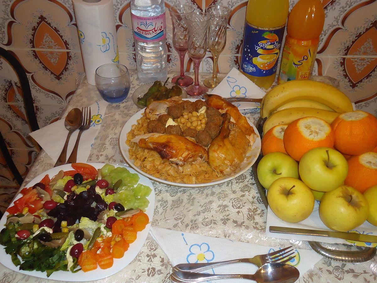 صور اطباق جزائرية عصرية , اكلات وحلويات جزائرية عصرية