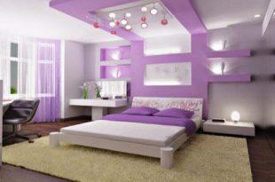 صور ديكورات جدران غرف نوم , جدد غرفة نومك
