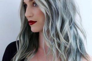 صورة لون الشعر البلاتيني , تعريف اللون وطريقه الصبغه