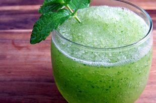 صورة طريقة عمل عصير ليمون ونعناع , كيفيه عمل عصير ليمون بالنعناع