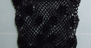 صورة بلوزات كروشيه بالباترون , شوفي واعرفي اكتر عن البلوزات الكروشيه