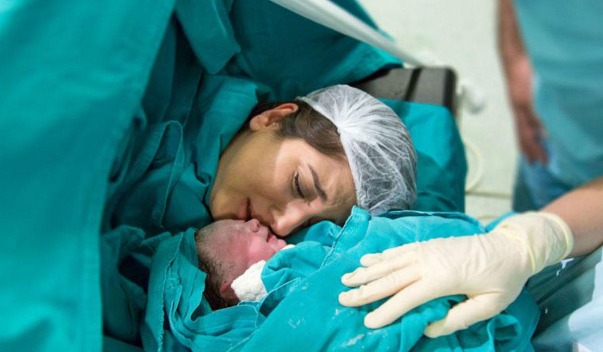 صورة العملية القيصرية للولادة , كل ما تريد ان تعرفه عن الولاده القيصيرية
