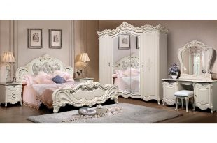 صور غرف نوم كلاسيك , يا لها من غرفة راقية