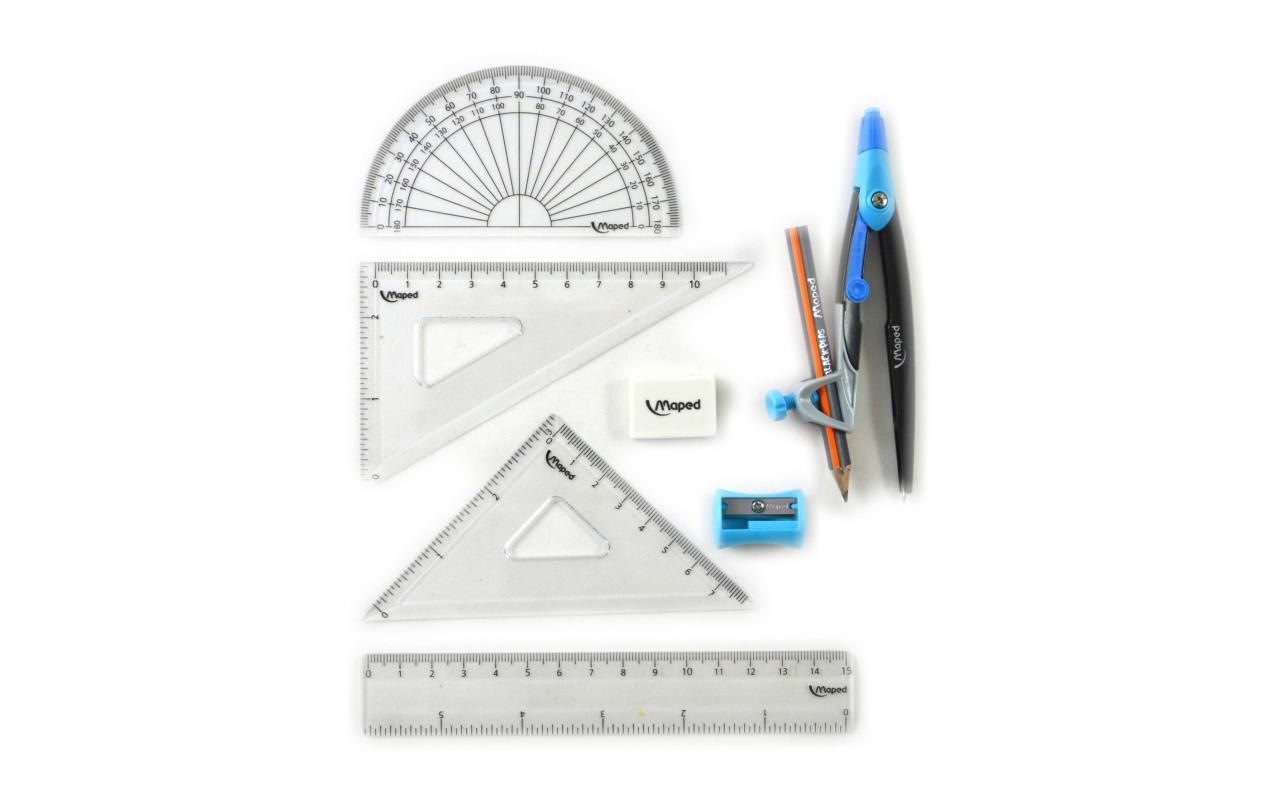 صور ادوات هندسية , جميع الاشكال الهندسية