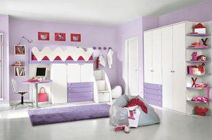 صورة ديكورات غرف نوم بنات , عالم اخر من الديكورات