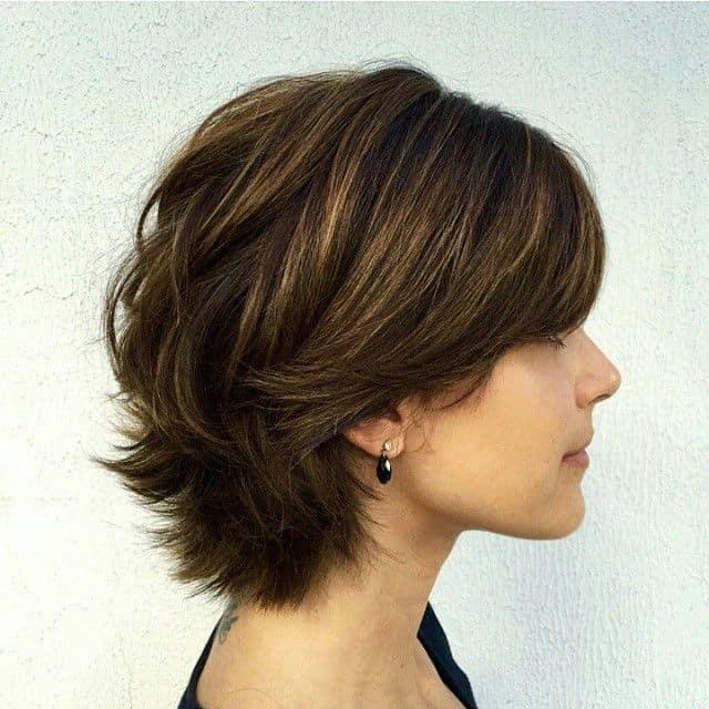 صورة صور قصات شعر قصير , اخر صيحات الموضة بالشعر