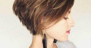 صور صور قصات شعر قصير , اخر صيحات الموضة بالشعر