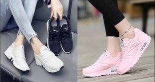 صور احذية رياضية , احدث موديلات احذيه رياضيه للنساء
