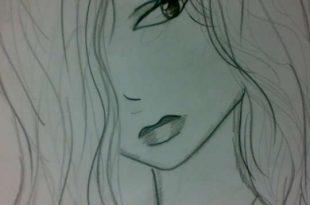 صورة صور رسومات بنات حزينه , اجمل صور رسومات لبنات حزينه