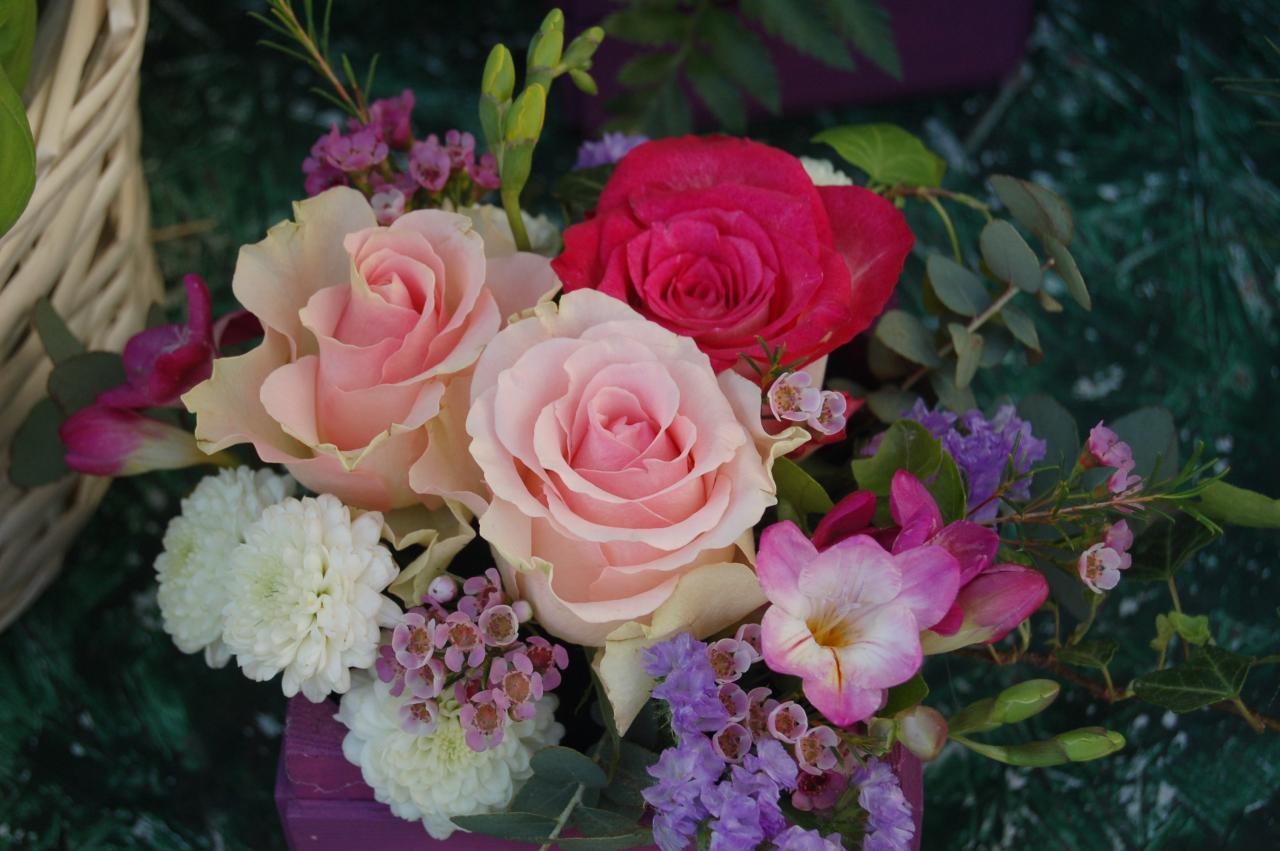 صورة صور باقات ورود , اجمل صور باقات الورد