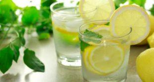 صورة طريقة عمل عصير الليمون بالنعناع , اسهل طريقة لعمل عصير النعناع والليمون المنعش