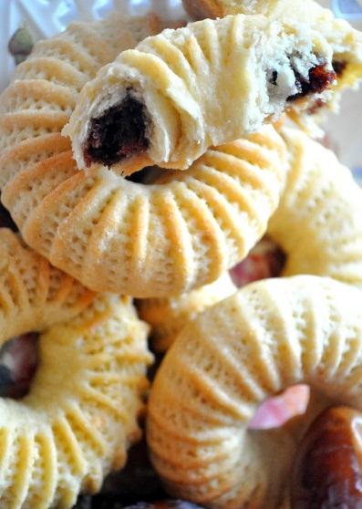 صورة طريقة عمل الكعك بالصور , الكعك الذ واحلي الحلويات للعيد