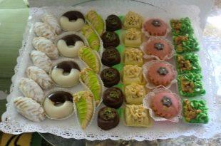 صور حلويات الافراح بالصور والطريقة , باقة من اجمل الحلويات في الافراح والمناسبات