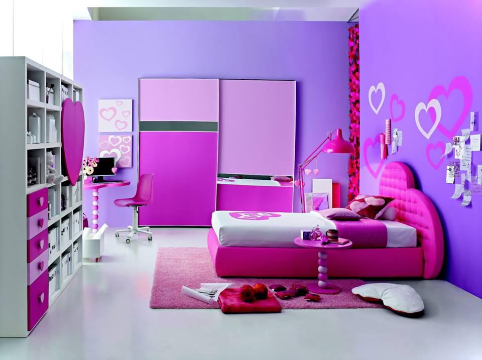 صورة غرف نوم اطفال مودرن , يا لها من غرفة رائعة