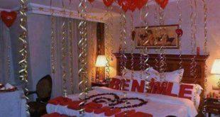 صورة افكار لتزيين غرفة النوم للمتزوجين بالصور , غرف النوم بصورة
