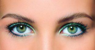 صورة صور عيون خضر , احلى عين باللون الاخضر