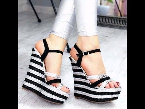 صورة احذية صيفية , انه حذاء مريح حقا