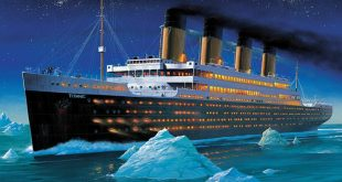 صور سفينة تيتانيك , اكبر سفينة بالعالم