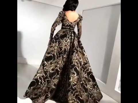 صور فساتين سهرة فخمة , احدث صيحات الفساتين